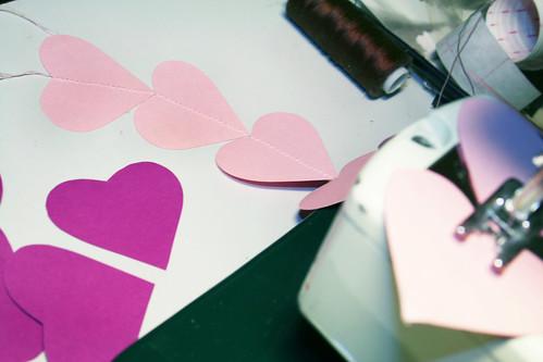 Paperheart string