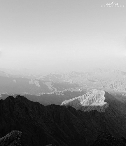 Tihamah Mountains