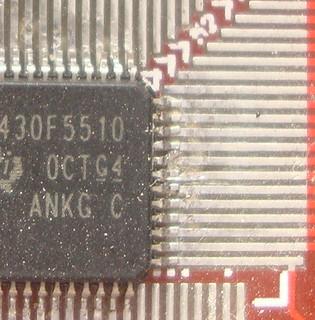 0.50mm Dangerous xQFP protoboard