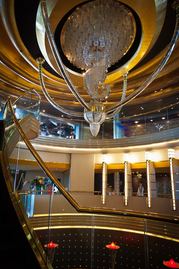 Peter 39 S Cruises Inside The Zuiderdam