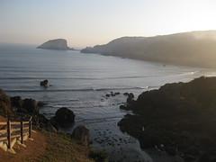 Senda Norte, Santa María del Mar a Avilés