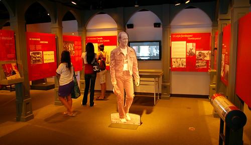 Pierre Trudeau exhibition
