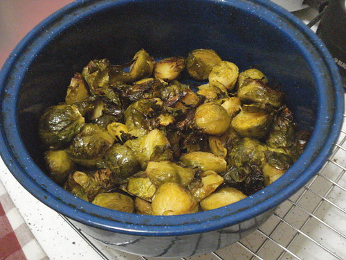 RoastedSprouts