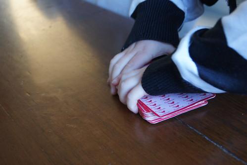 War Card Game - Battle