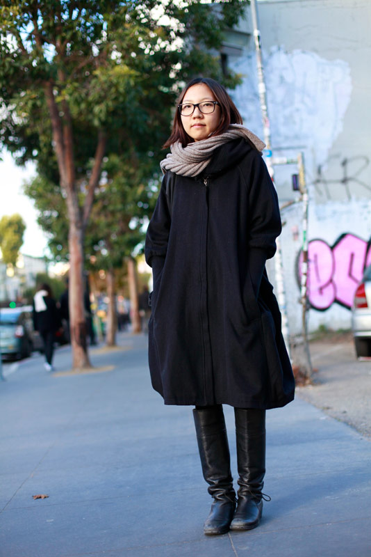 doorie - san francisco street fashion style