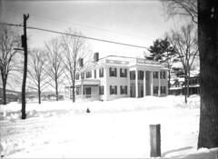 Unknown House (180 Court Street?) in Keene New Hampshire