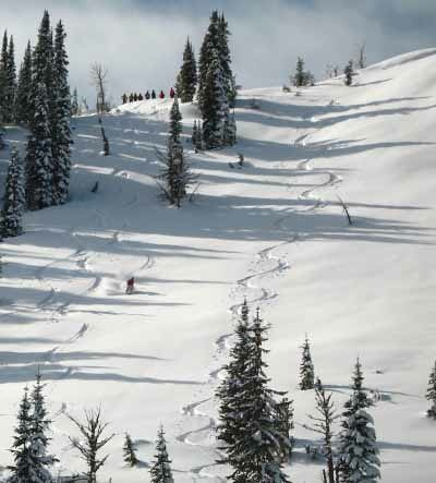Brundage Backcountry