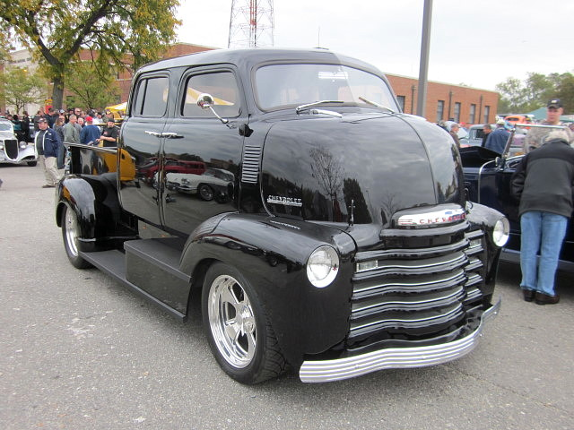 1952 Chevy COE Pickup | Flickr - Photo Sharing!