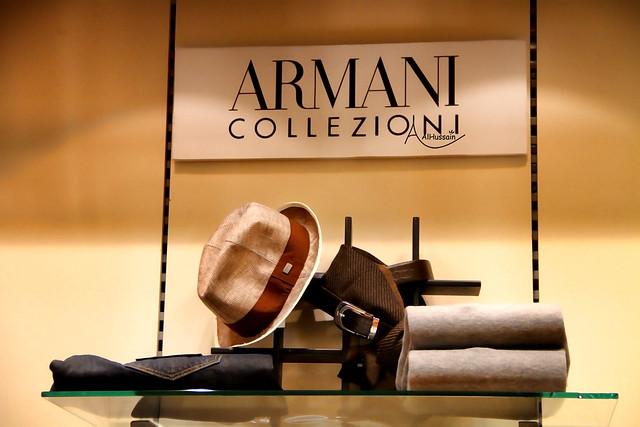 ARMANI ♥ Explore