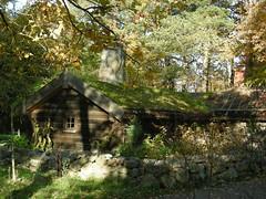 Historic Scandinavian hut