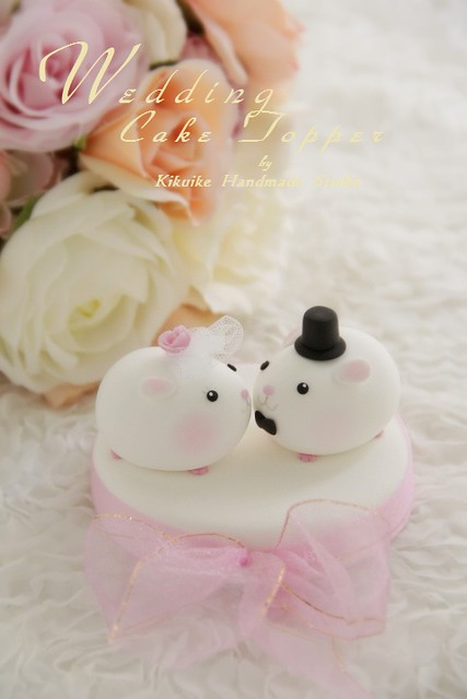 Wedding Cake Topper Love Guinea Pigs Flickr Photo Sharing