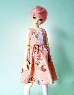 Bunka doll dress