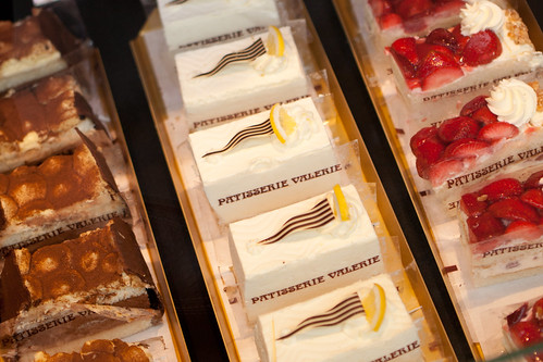 967/1000 - Cakes in Patisserie Valerie by Mark Carline