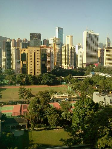 香港 天后