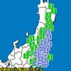 Aardbeving Japan 1 januari 2012