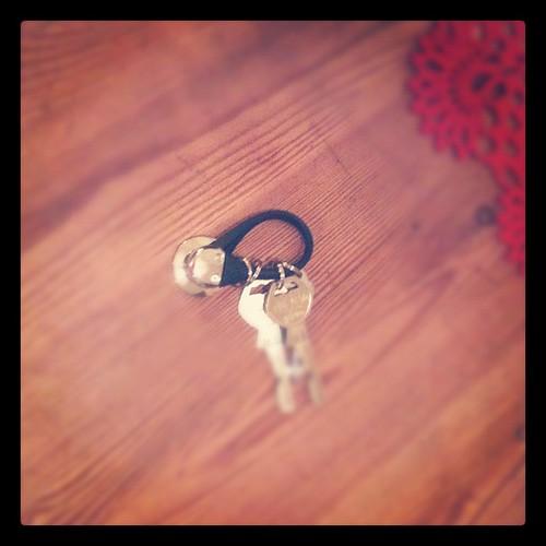 Nycklarna
