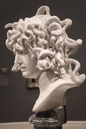 Bernini's Medusa