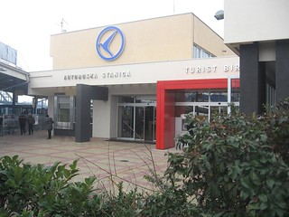 Autobuska stanica LASTA Beograd