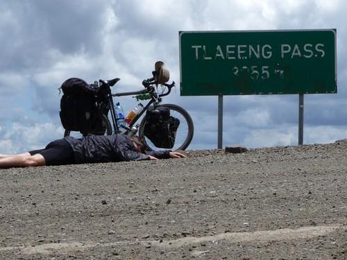 Tlaeeng Pass 3255m
