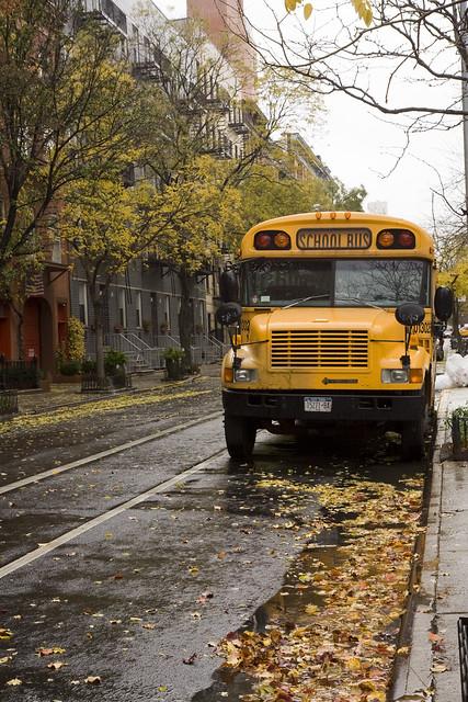 365.105 Wet School Bus