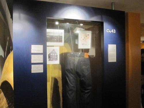 La Historia de Levis Strauss en el Museo Judío de Berlin