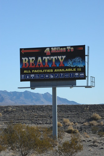 Sign of Beatty