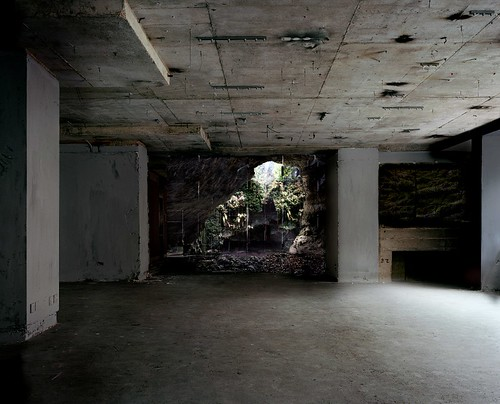 Noemie Goudal - Haven Her Body Was (Warren), 2011