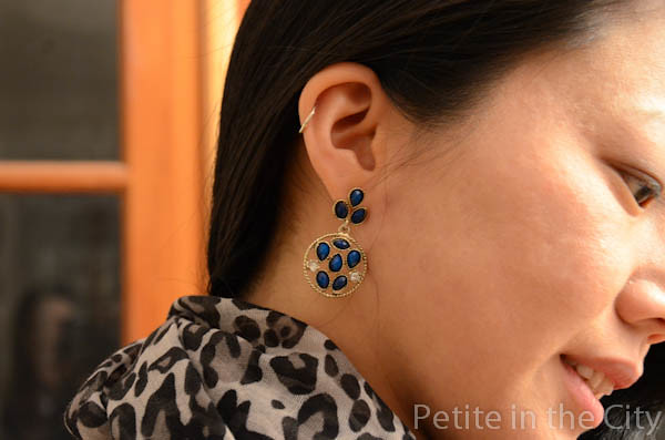 Amrita Singh Marion Earrings in Lapis