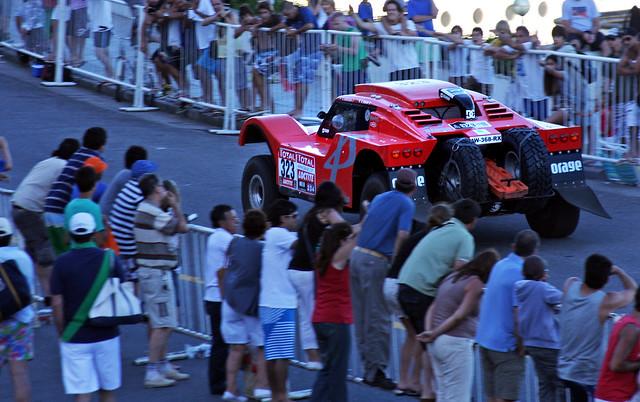 Largada Rally Dakar 2012 50
