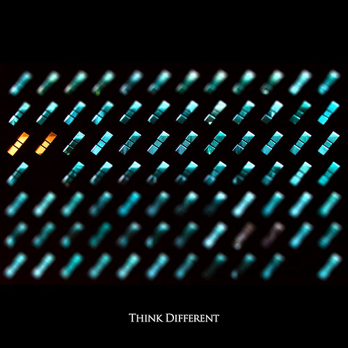006 Think different