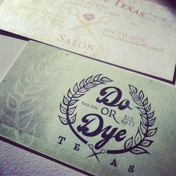 Getting our cards in makes me smile #janphotoaday #day6 @doordyetx #businesscards