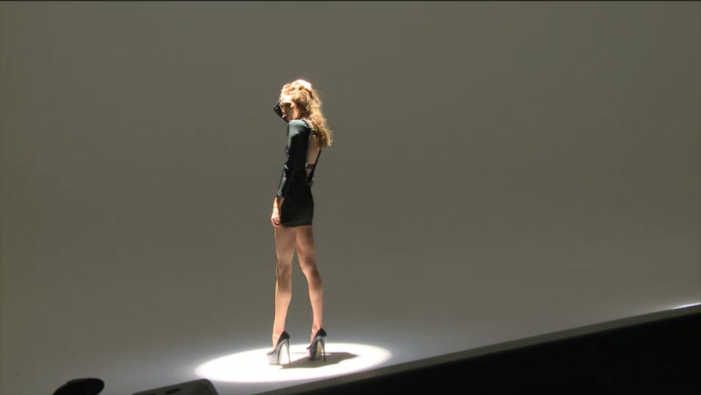 SHOWstudio: NEWGEN//TEN 2012