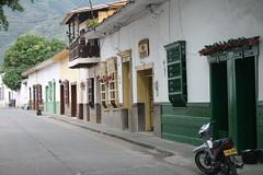 Santa Fe Street Scene