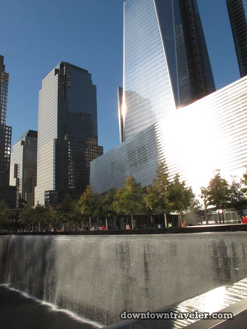WTC Sept 11 Memorial in NYC 11