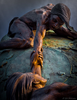 Ascent  - Sculpture by Gary Lee Price