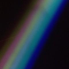Projector rainbow