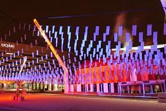 Luminothérapie Quartier des spectacles 2012