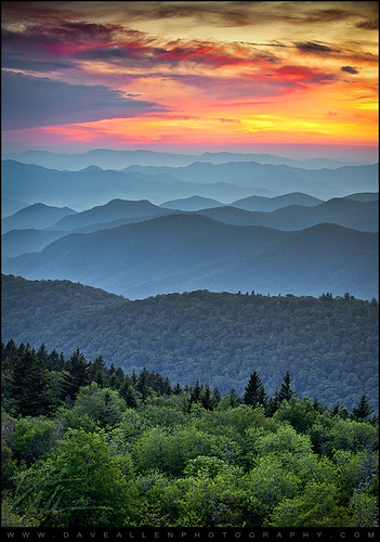 blueridgeparkway sunset mountains appalachians layers blueridgemountains scenic landscape sunrise appalachian wnc northcarolina nature outdoors nc daveallen ridges peaks cowee sunsetsky landscapes nikon usa d700 westernnorthcarolina photography daveallenphotography carolina appalachia southernappalachians valleys seasons sky trees summer hendersonville brevard asheville highdynamicrange hdr orange mountain red blue mygearandmegold mygearandmeplatinum mygearandmediamond tplringexcellence dblringexcellence