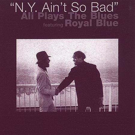 "Rashied Ali ""N.Y. Ain't So Bad"" LP (1976)"