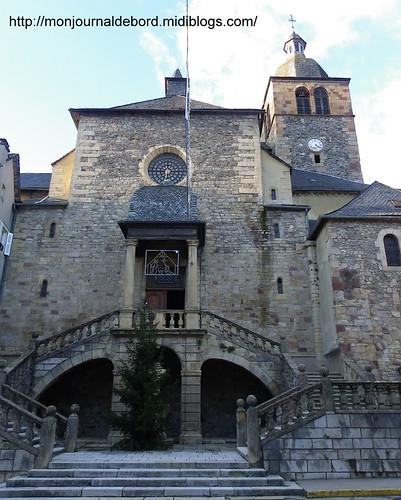 Saint Geniez d'Olt - Église Paroissiale