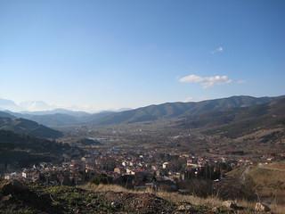Town of Kalavryta