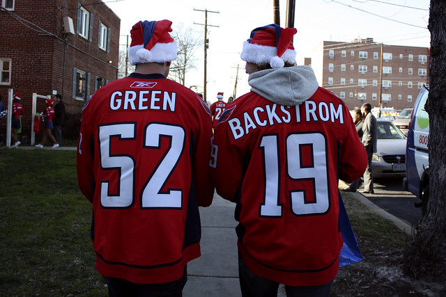 Green and Backstrom