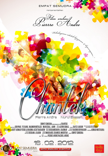 Poster Chantek