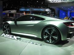 toyota ft-hs(0.0), automobile(1.0), automotive exterior(1.0), exhibition(1.0), wheel(1.0), vehicle(1.0), performance car(1.0), automotive design(1.0), auto show(1.0), honda nsx(1.0), concept car(1.0), land vehicle(1.0), luxury vehicle(1.0), supercar(1.0), sports car(1.0),