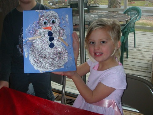 Jan 12 2012 Snowman Craft Shanna (3)