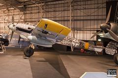 730301 - 730301 - Luftwaffe - Messerschmitt Bf.110G-4 R-6 - 080203 - RAF Museum Hendon - Steven Gray - IMG_7334