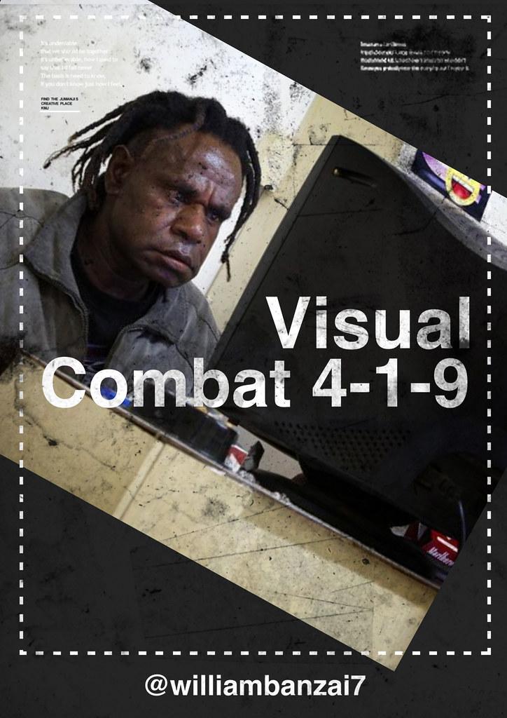 VISUAL COMBAT 419