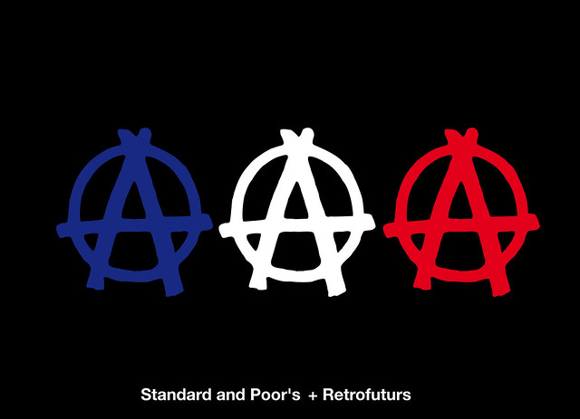triple A + anarchy + standard and poor's