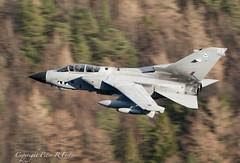 Tornado GR.4 ZA404 '013' II(AC) Sqn 12-01-12