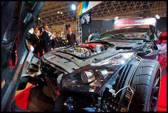 Tokyo Auto Salon Vehicles-011